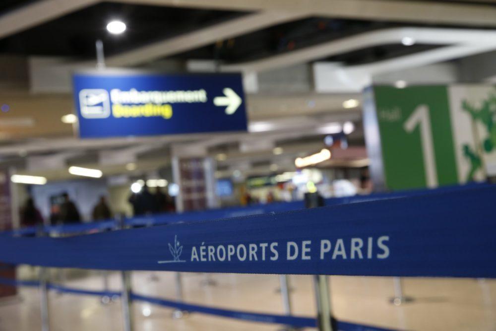 ראובן הסעות פריז שדה תעופה שארל דה גול